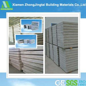 Sandwich Panels/Structural Insulated Panels (Fiber Cement & OSB Facing SIP) pictures & photos