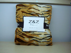 Fake Fur Blanket - Animal Skin