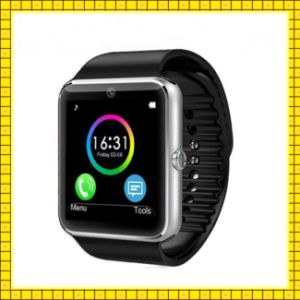 Factory Price Gt08 Smartwatch SIM Camera pictures & photos