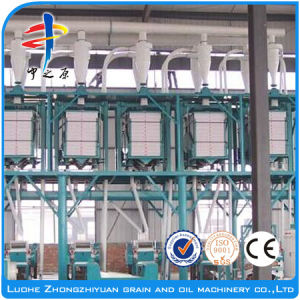 High Efficient 100 Tpd Flour Mill /Corn Flour Mill pictures & photos