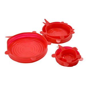 FDA Vacuum Silicone Fresh -Keeping Cover for Kitchenware pictures & photos