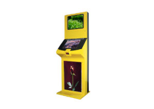 High Safety Self - Service Ticketing / Photo / Card Printing Ticket Vending Kiosk JBW63236