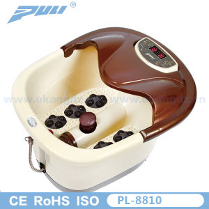 3D Spray Electric Heating Foot SPA Massager