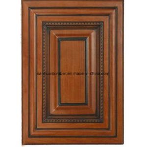 Solid Wood Kitchen Cabinet Door with Door Sets pictures & photos
