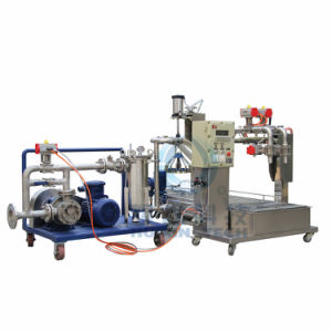 Automatic Liquid Filling Machine for Paint Ink Solvent Chemicals pictures & photos