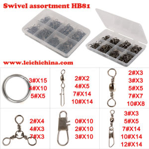 New Arrival Fishing Snap and Swivel Assortment pictures & photos