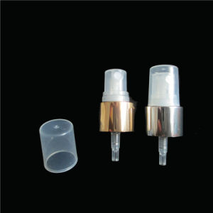 Plastic Cosmetic Screw Mist Sprayer for Perfume Dispenser (NS75) pictures & photos