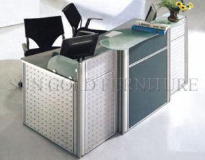 Popular Office Reception Desk (SZ-RT001) pictures & photos