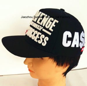 3D Printing Hat Hip-Hop Cap City Fashion Hat pictures & photos
