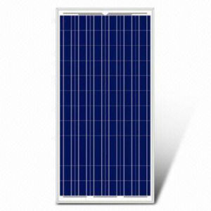 100W Home Solar Power System PV Polycrystalline Panel pictures & photos