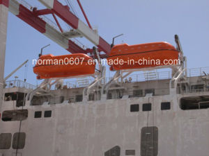 Gravity Rolling Lifeboat Davit (L40) pictures & photos