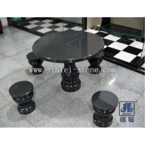 Natural Stone Granite Marble Table and Chair pictures & photos