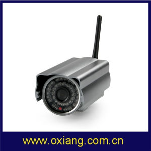 1280*720 Outdoor Waterproof H. 264 IP Camera Support Onvif Protocol pictures & photos