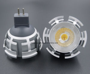 AC85-265V 7W COB LED Spot Light with G5.3 GU10 LED Base pictures & photos