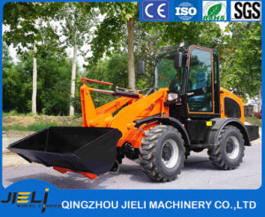 Heavy Truck Loading Machinery Kubota Mini Wheel Loader Zl15 with Ce pictures & photos