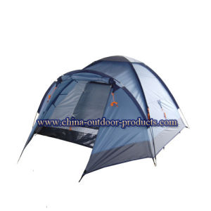 2persons 190t Polyester Dome Camping Tent (ETBL-TC074) pictures & photos