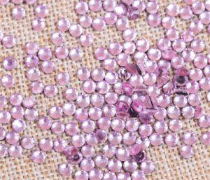 Crystal Clear Ss10 Hot Fix Rhinestones DMC Hotfix Crystal Rhinestone Rgd-017 pictures & photos