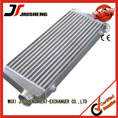 Aluminum Plate Fin Intercooler for Automoible