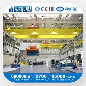 QC Double Girder Magnet Overhead Crane pictures & photos
