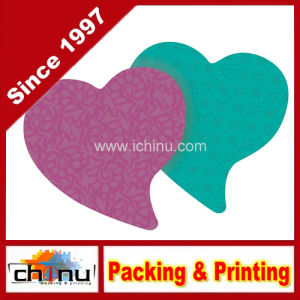 Sticky Notes, 3 in X 3 in, Heart Shape, Assorted Colors (440056) pictures & photos