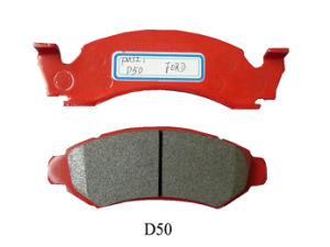 1, 800 Different Models (D52) Top Quality Brake Pad