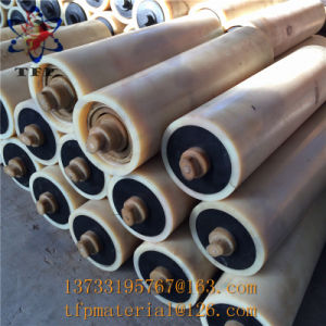 Natural Color High Wear Resistance Plastic Roller pictures & photos