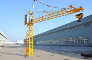 High Efficiency 0.5t Inner Climbing Tower Crane