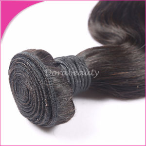 Pure Peruvian Virgin Natural Color Body Wave Remy Hair pictures & photos