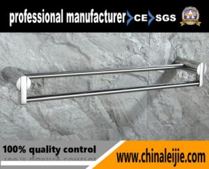 New Design Stainless Steel Double Towel Bar for Bathroom pictures & photos