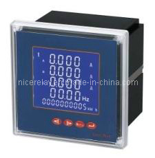 LCD Multifunction Power Meter for Energy Meter (NRM08E-2SY) pictures & photos
