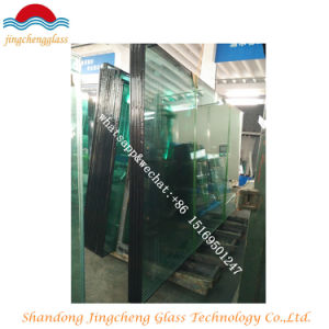 6+12+6 Double Glazed Glass/Curtain Wall Glass/Insulated Glass pictures & photos