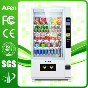 Hot Sale! Snack and Cold Drink Vending Machine pictures & photos