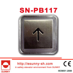 Stainless Steel Push Button for Elevator (SN-PB117) pictures & photos