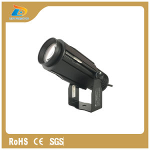 Hot Selling LED 20W Gobo Projector Indoor Outdoor Available pictures & photos