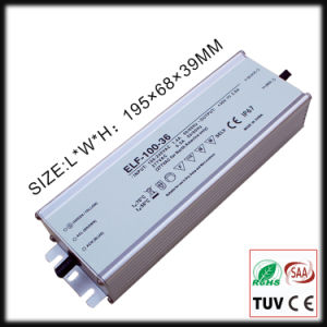 100W Constant Current Outdoor Waterproof IP67 LED Transformer with Ce/RoHS pictures & photos