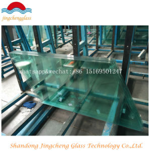 8mm/10mm/12mm Clear/Color Tempered Glass/Toughened Glass pictures & photos