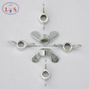 Nut/Insert Nut//Hexagon Nut//Wing-Nut/Tee Nut/Cross Dowels pictures & photos