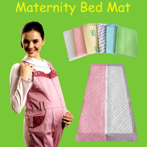 Hot Sale Disposable Maternity Bed Mat, Dispasable Underpad pictures & photos