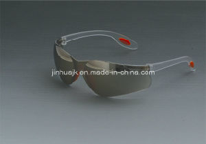 Safety Glasses (JK12008 Silver mirror) pictures & photos