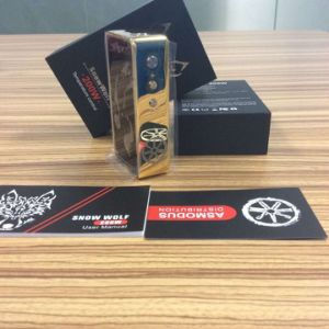 Vaporizer Box Mod Snow Wolf 200W Temperature Controlled Mod 4 Colors