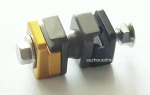 Orthopedic Jet-X Bar to Pin Clamp Fixator pictures & photos