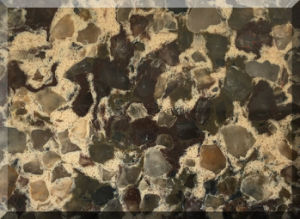 Multiple Color Engineered Quartz Stone, Quartz Slab, Quartz Tiles pictures & photos