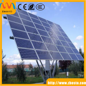 4mm Patterned Solar Panel Glass Manufacturer pictures & photos