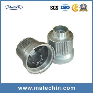 CNC Lathe Machining Customized Aluminium Camera Lens Ring Casting pictures & photos