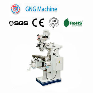 Universal Turret Milling & Drilling Machine pictures & photos
