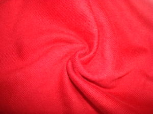 Cotton Polyester Silk Blenched Semi Worsed Yarn pictures & photos