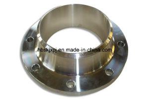 Titanium Flange ANSI B16.5 Welding Neck Flange pictures & photos