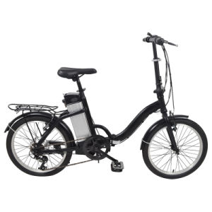 36V 250W Brushless 20inch Electric Folding Bike