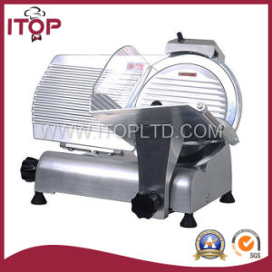 with CE Semi-Auto Meat Slicer Machine (300ST-12) pictures & photos
