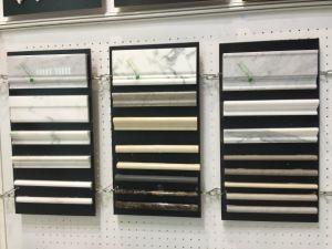 Wholesale Goods White Wood Vein Herringbone Decorative Marble Mosaic pictures & photos